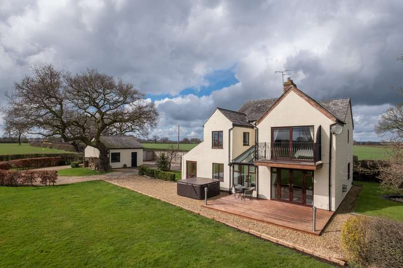 4 Bedrooms House for sale in 4 bedroom House Detached in Wimboldsley
