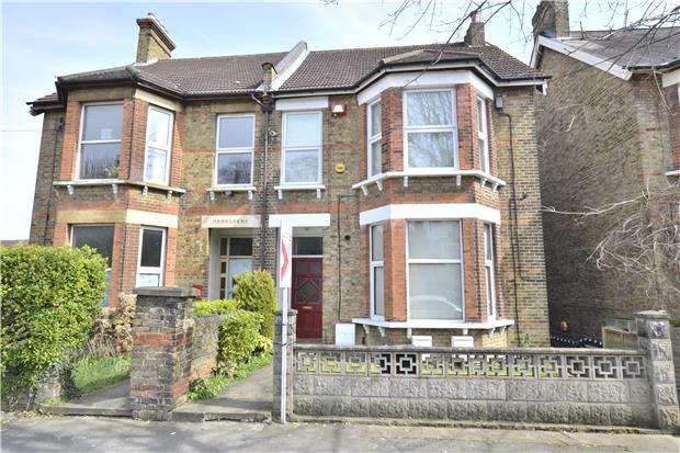 3 Bedrooms Maisonette Flat for sale in Avondale Road, SOUTH CROYDON, Surrey, CR2 6JE