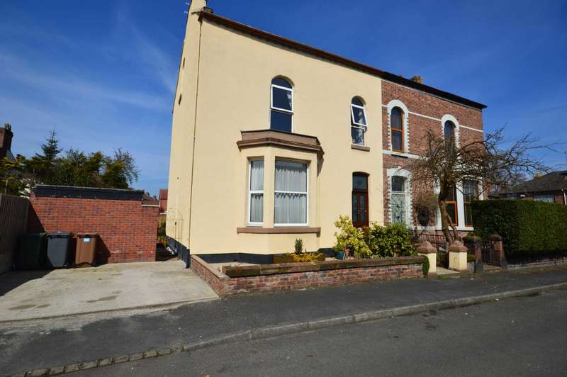 5 Bedrooms Semi Detached House for sale in Elm Road, Bebington