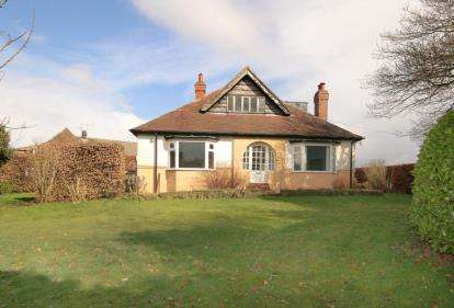 4 Bedrooms Bungalow for sale in Rosamond Drive, Sheffield, South Yorkshire