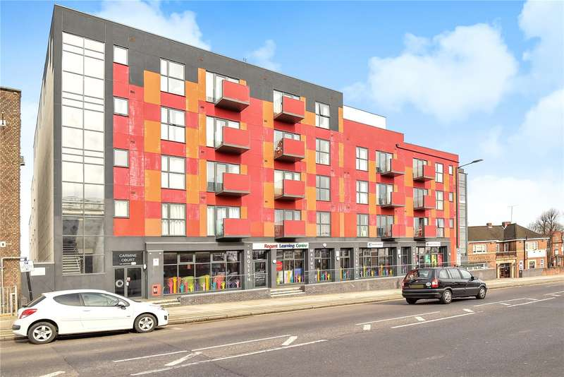 1 Bedroom Apartment Flat for sale in Carmine Court, 202 Imperial Drive, Harrow, Middlesex, HA2