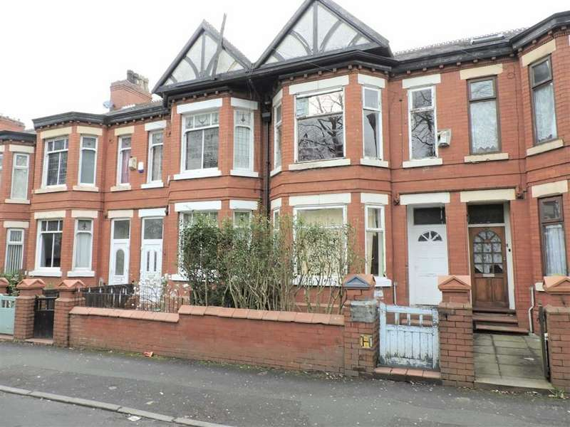 3 Bedrooms Terraced House for sale in East Road, Longsight, Manchester