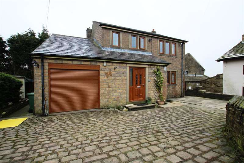 6 Bedrooms Detached House for sale in New House Lane, Queensbury, Bradford, BD13 1EE