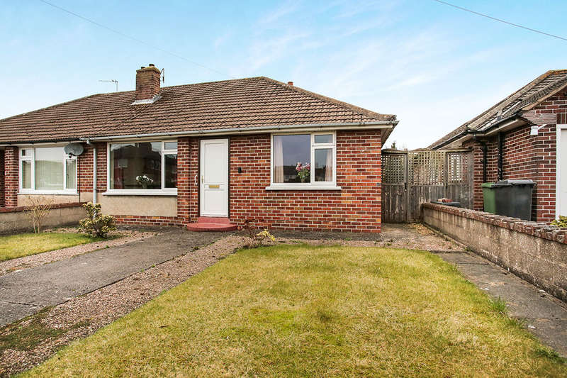 2 Bedrooms Semi Detached Bungalow for sale in Lansdowne Crescent, Carlisle, CA3