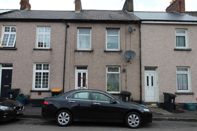 3 Bedrooms Terraced House for sale in St Mary Street, Newport, NP20