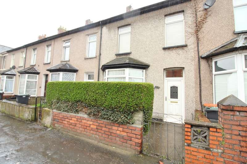 3 Bedrooms Terraced House for sale in Caerleon Road, Newport, NP19