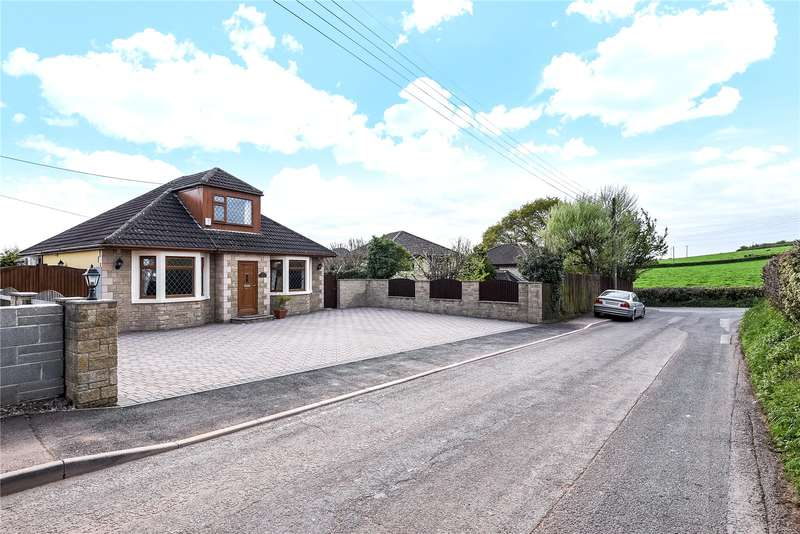 3 Bedrooms Detached Bungalow for sale in Monger Lane, Midsomer Norton, Somerset, BA3