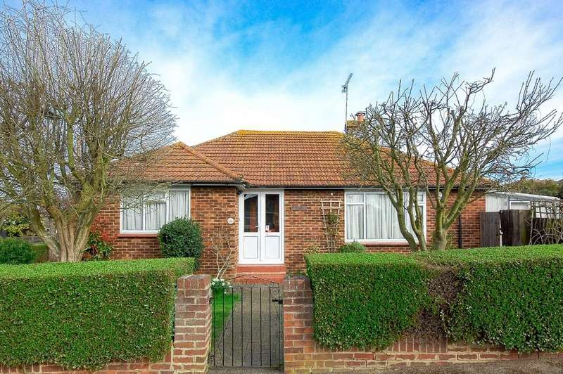 2 Bedrooms Detached Bungalow for sale in Canterbury Road, Herne Bay