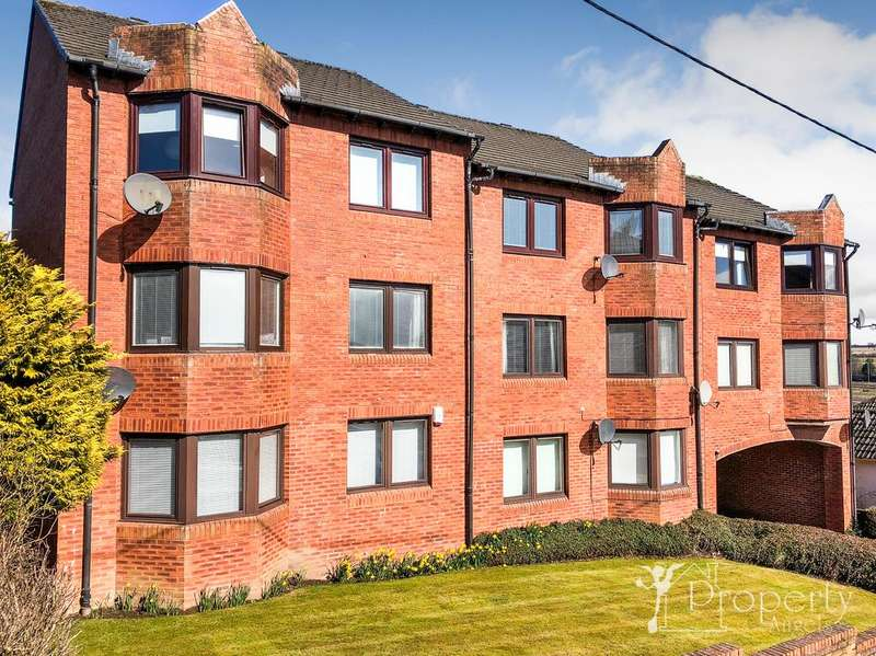 2 Bedrooms Flat for sale in Silverwood Court, Langside Road, Bothwell, Glasgow G71