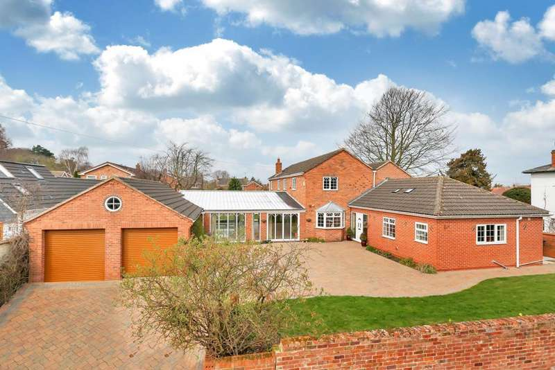 6 Bedrooms Detached House for sale in 5 Dark Lane, Bingham