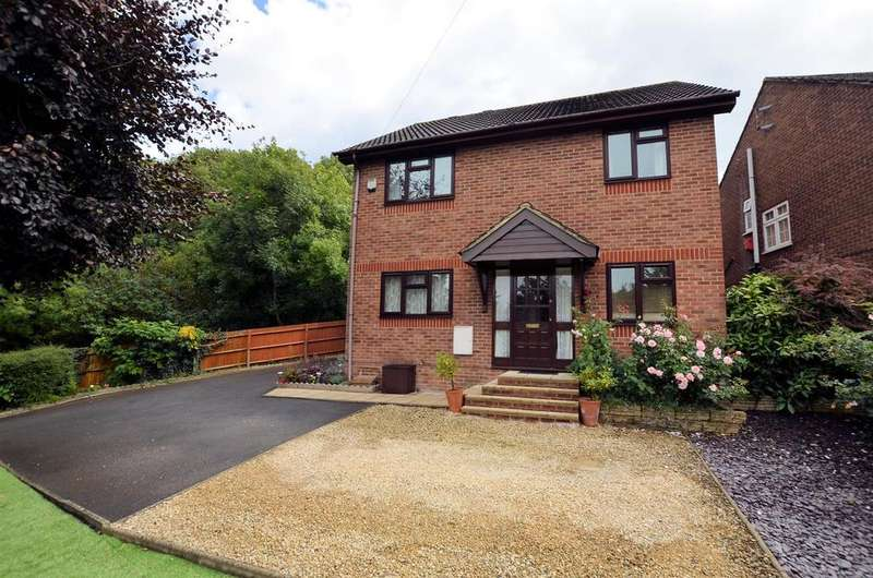 4 Bedrooms Detached House for sale in Norcot Road, Tilehurst, Reading
