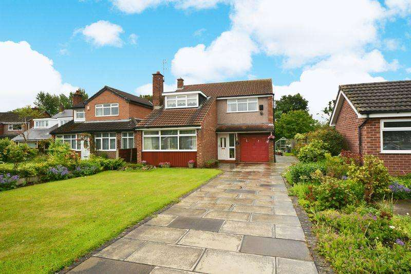 3 Bedrooms Detached House for sale in Oakdale Drive, Heald Green, Cheadle