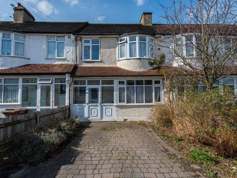 3 Bedrooms Terraced House for sale in Reigate Way, Wallington