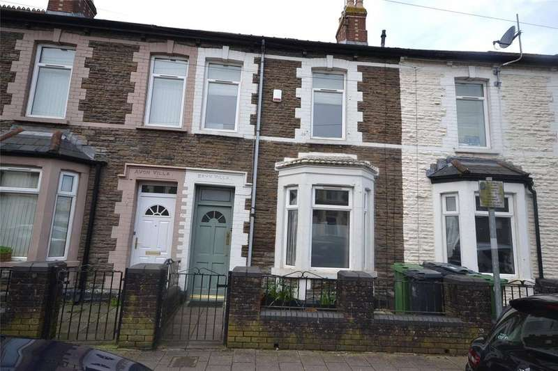 3 Bedrooms Terraced House for sale in Wyndham Place, Riverside, Cardiff, CF11