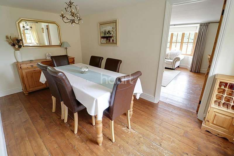 4 Bedrooms Detached House for sale in Hollow Hill Road, Ditchingham