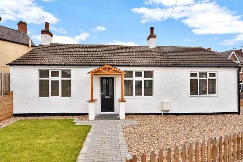 2 Bedrooms Detached Bungalow for sale in Melton Road, Barrow upon Soar, Loughborough