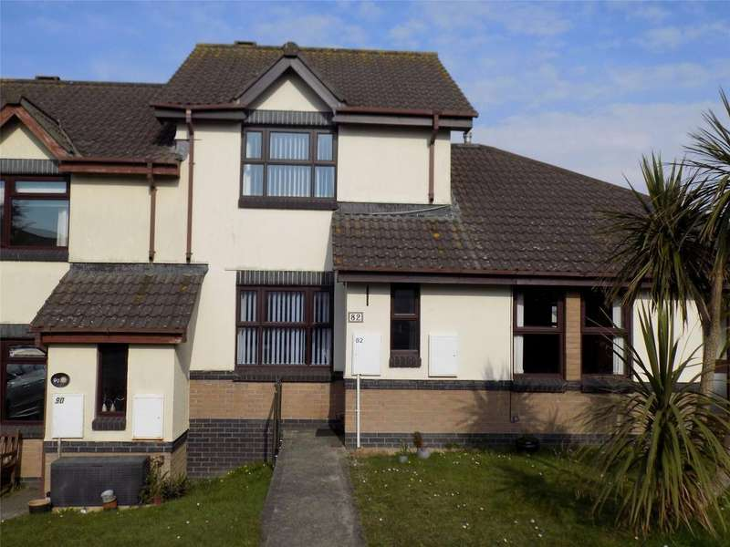 2 Bedrooms Terraced House for rent in Meadowside, Newquay