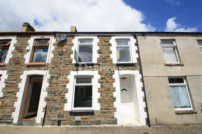 3 Bedrooms Terraced House for rent in Charles Street, Pontypridd