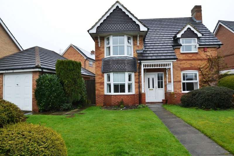 3 Bedrooms Detached House for sale in Near Crook, Thackley,