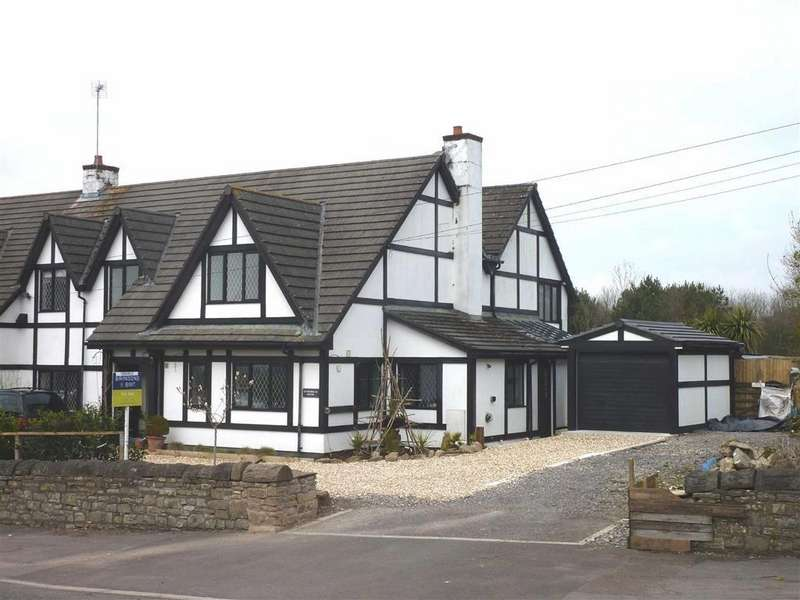 4 Bedrooms Semi Detached House for sale in St Nicholas, Vale Of Glamorgan