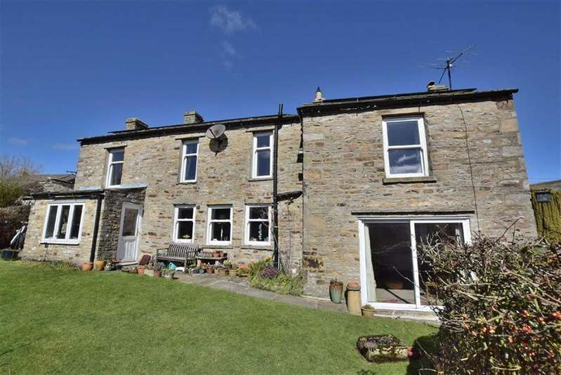 3 Bedrooms Link Detached House for sale in Back Lane, Reeth, North Yorkshire
