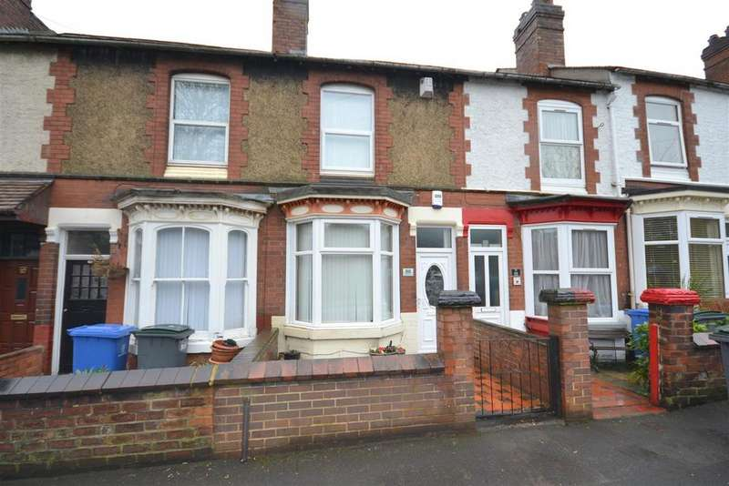 2 Bedrooms Terraced House for sale in Eastbourne Road, Northwood, Stoke-On-Trent