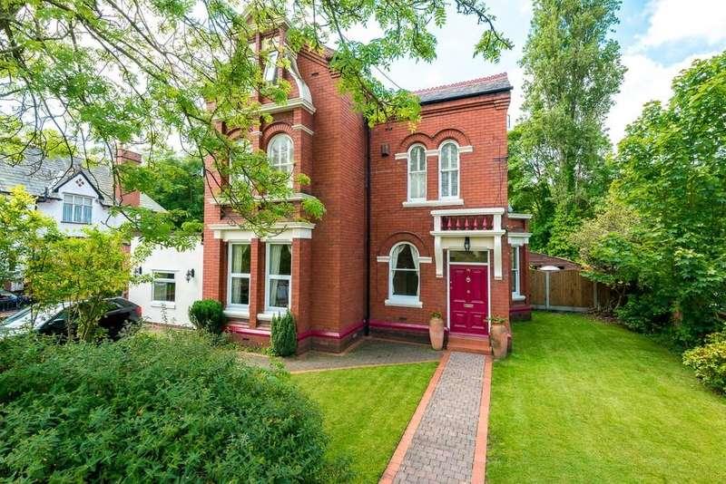 6 Bedrooms Detached House for sale in Regents Road, West Park, St. Helens