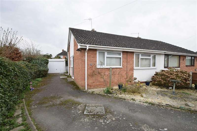 2 Bedrooms Semi Detached Bungalow for sale in Poolside, Bayston Hill, Shrewsbury