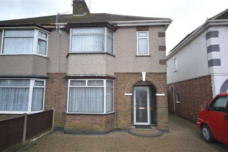 3 Bedrooms Semi Detached House for sale in Haunchwood Road, Stockingford, Nuneaton