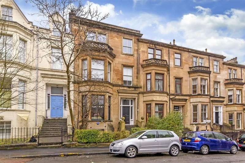 3 Bedrooms Flat for sale in Basement, 22 Cecil Street, Hillhead, Glasgow, G12