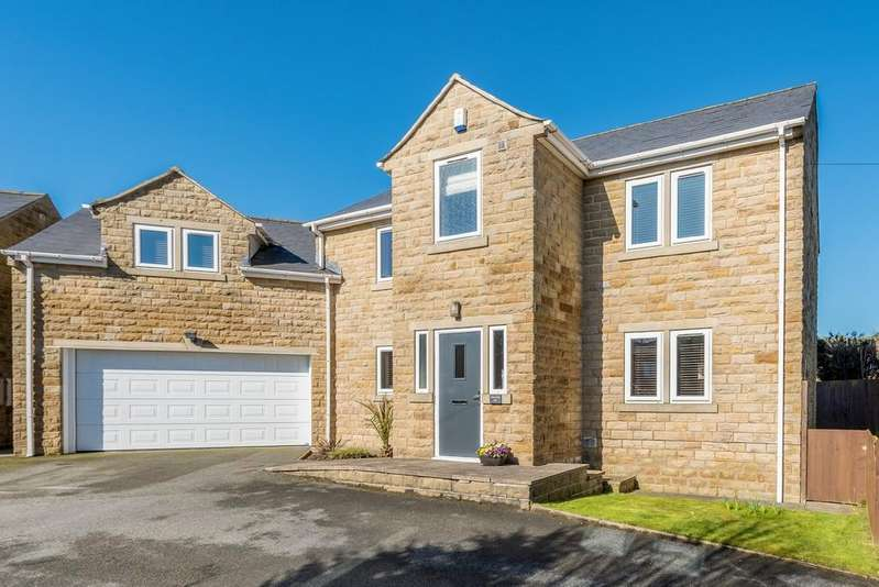 5 Bedrooms Detached House for sale in Bradford Road, Gomersal