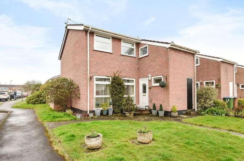 4 Bedrooms Semi Detached House for sale in Fittleworth Drive, Flansham Park, Felpham, Bognor Regis, PO22