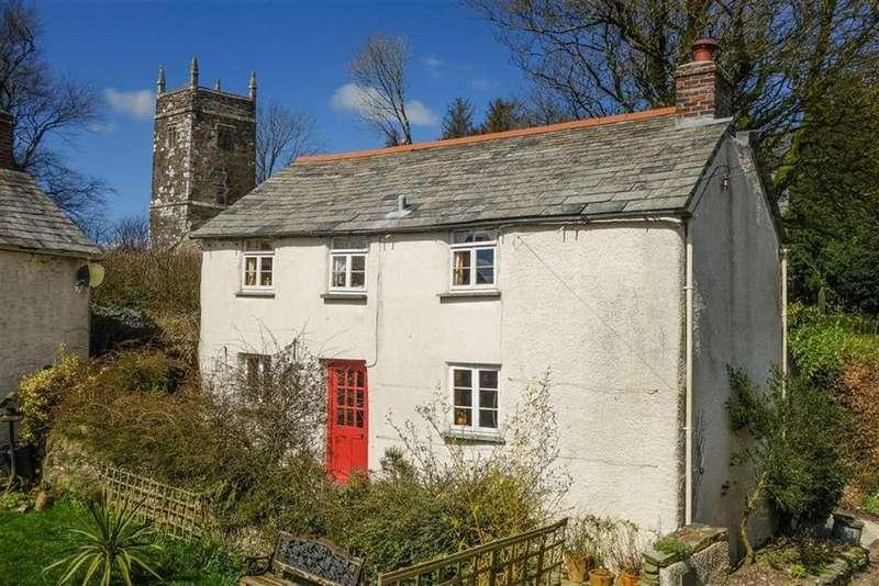 2 Bedrooms Detached House for sale in Tresmeer, Launceston, Cornwall, PL15
