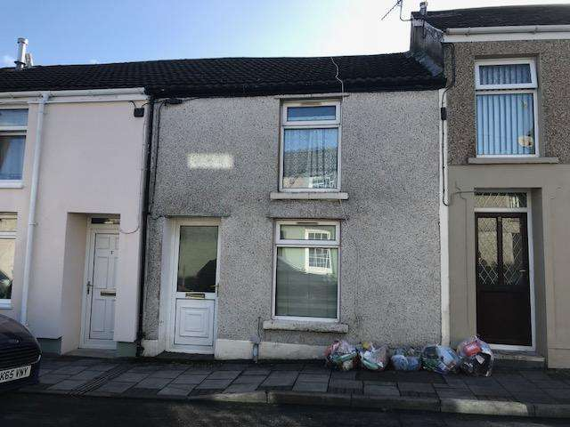 2 Bedrooms Terraced House for sale in Bond Street, Aberdare