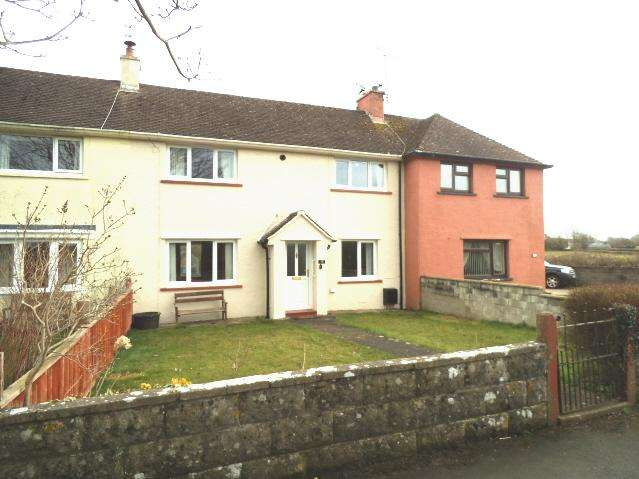 3 Bedrooms Terraced House for sale in Nant Canna, Treoes, Vale of GLamorgan CF35