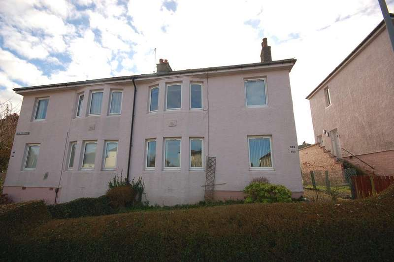 1 Bedroom Flat for sale in 50 Colinslee Avenue, Paisley, PA2 6SH