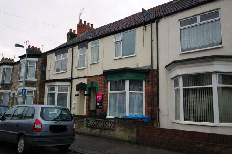 3 Bedrooms Terraced House for rent in 22 East Park Avenue, East Hull