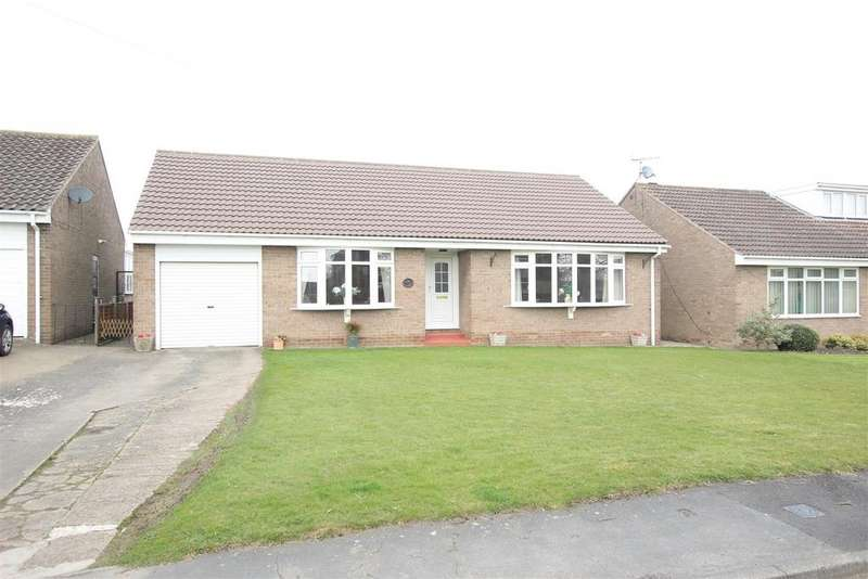 3 Bedrooms Detached Bungalow for sale in The Green, Brafferton, Darlington