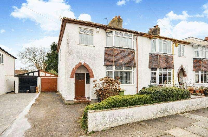 3 Bedrooms Terraced House for sale in Walliscote Avenue, Henleaze