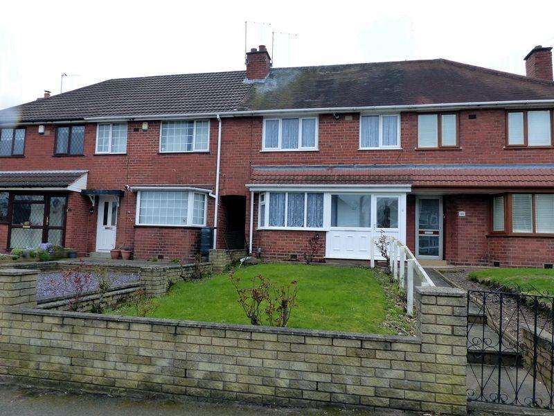 3 Bedrooms Terraced House for sale in Tyndale Crescent, Great Barr