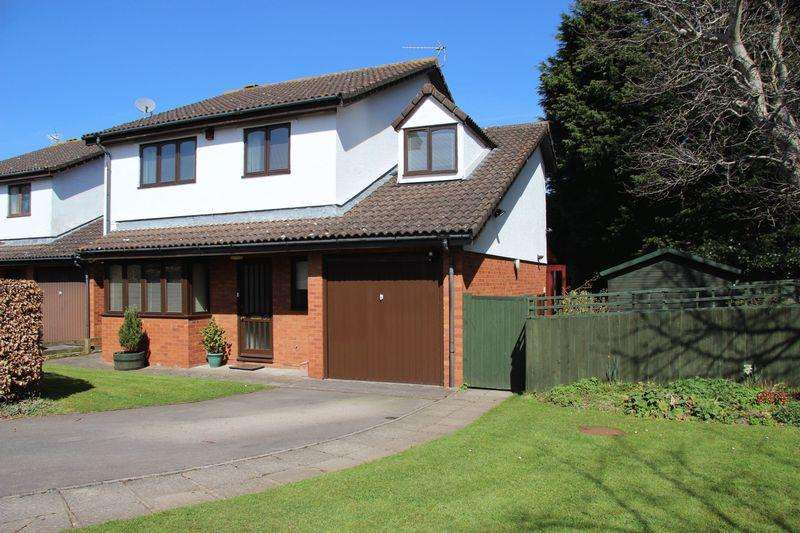 5 Bedrooms Detached House for sale in Treetops, Portskewett