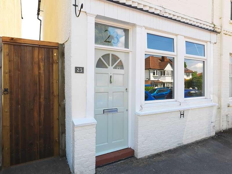 2 Bedrooms Property for sale in Rushett Road, Thames Ditton, KT7