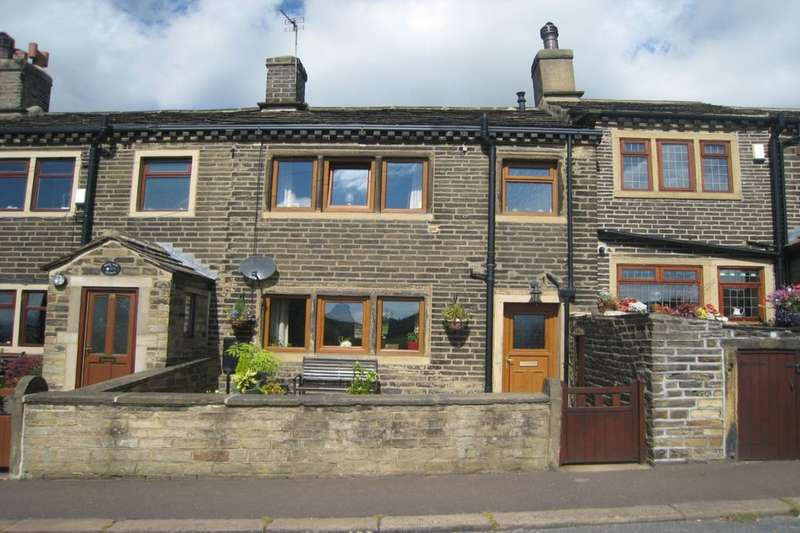 2 Bedrooms Terraced House for sale in Bradshaw Lane, Halifax, HX2