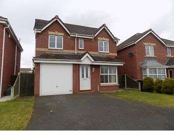 4 Bedrooms Detached House for sale in Hunters Crescent, Carleton Grange, Carlisle, CA1 3TA