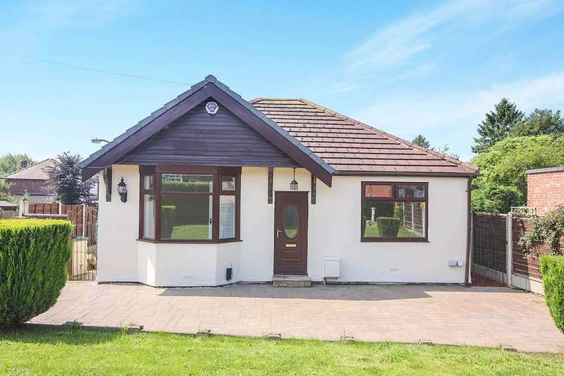 2 Bedrooms Detached Bungalow for sale in Marple Road, Stockport, SK2
