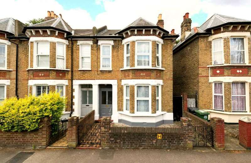 4 Bedrooms End Of Terrace House for sale in Comerford Road, Brockley