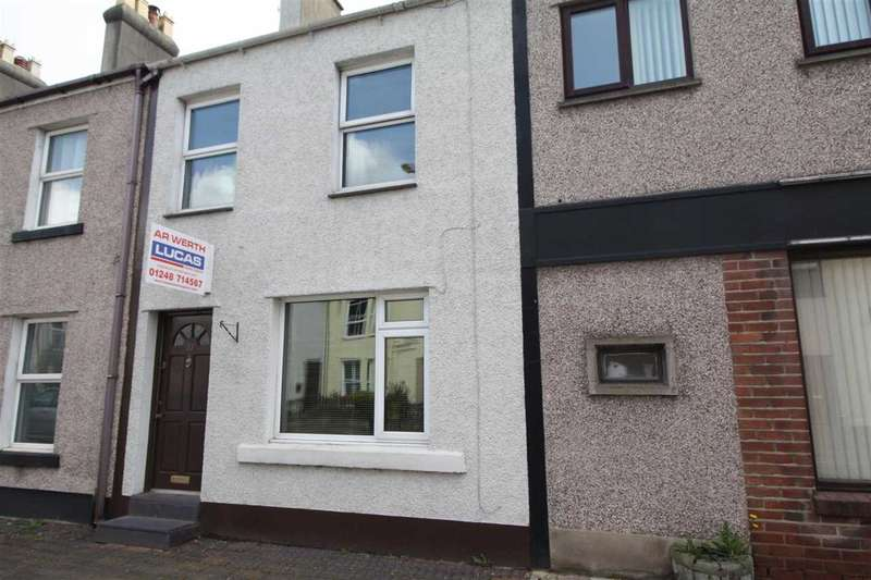2 Bedrooms Terraced House for sale in Bangor Street, Felinheli