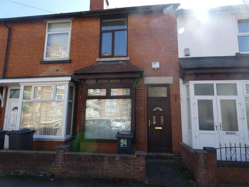 2 Bedrooms Terraced House for sale in Harvey Road, Yardley, Birmingham