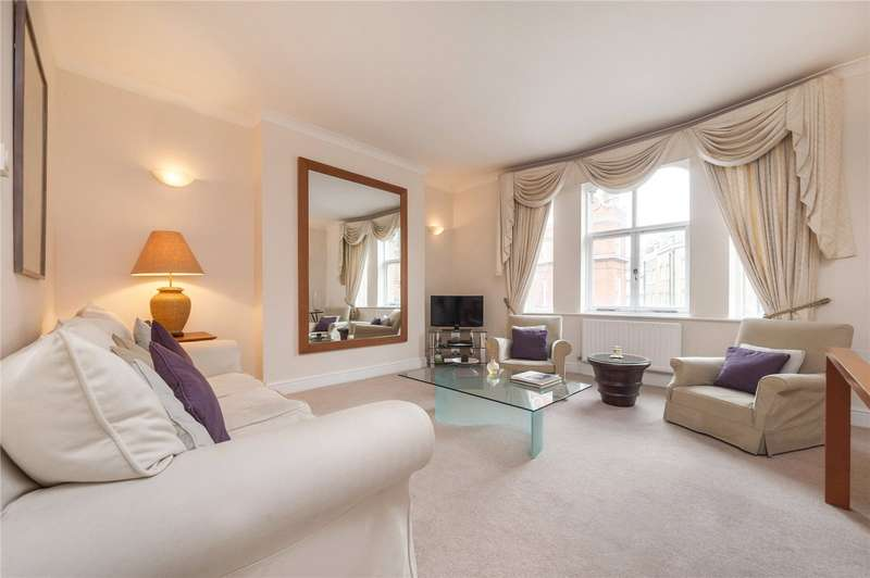 2 Bedrooms Apartment Flat for sale in Aldburgh Mews, London, W1U