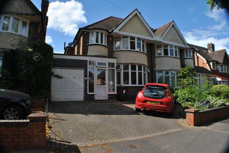 3 Bedrooms Semi Detached House for sale in Edenbridge Road, Hall Green B28
